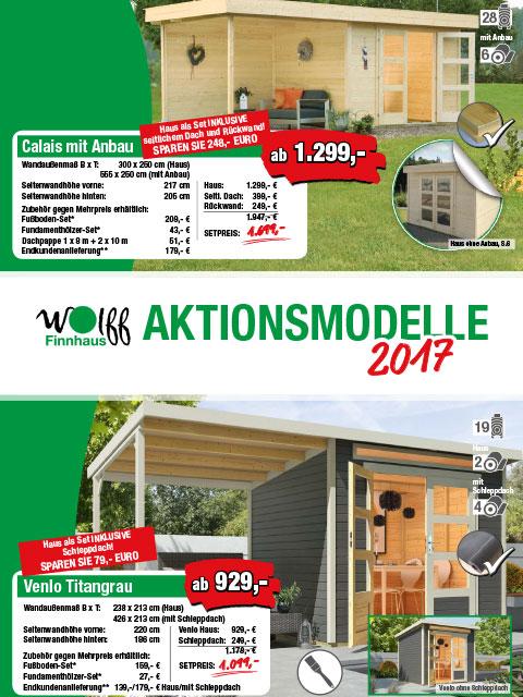 Aktionsmodelle von Wolff