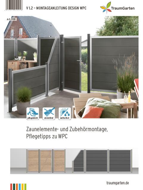 DreamDeck WPC Montage & Reinigung