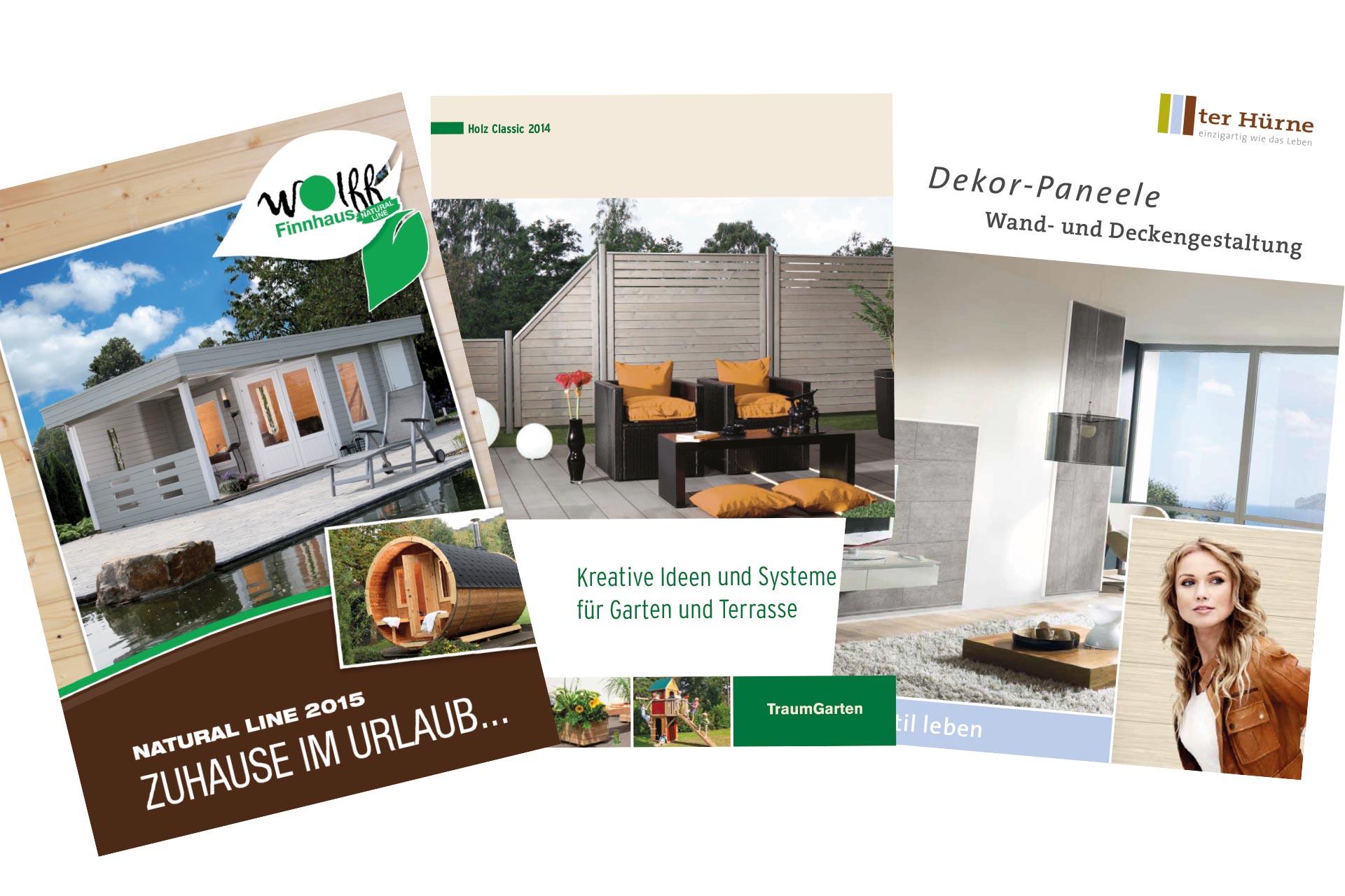 Kataloge Ramrath-Holz