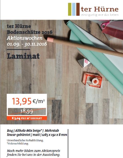 Laminat bei Ramrath Holz
