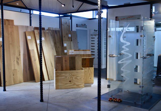 der passende Boden für Ihre neue Glastür