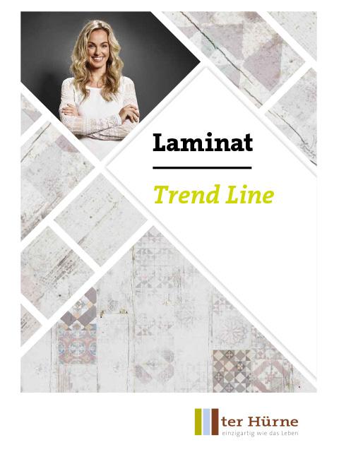 Trend Line von Ter Hürne - Laminat