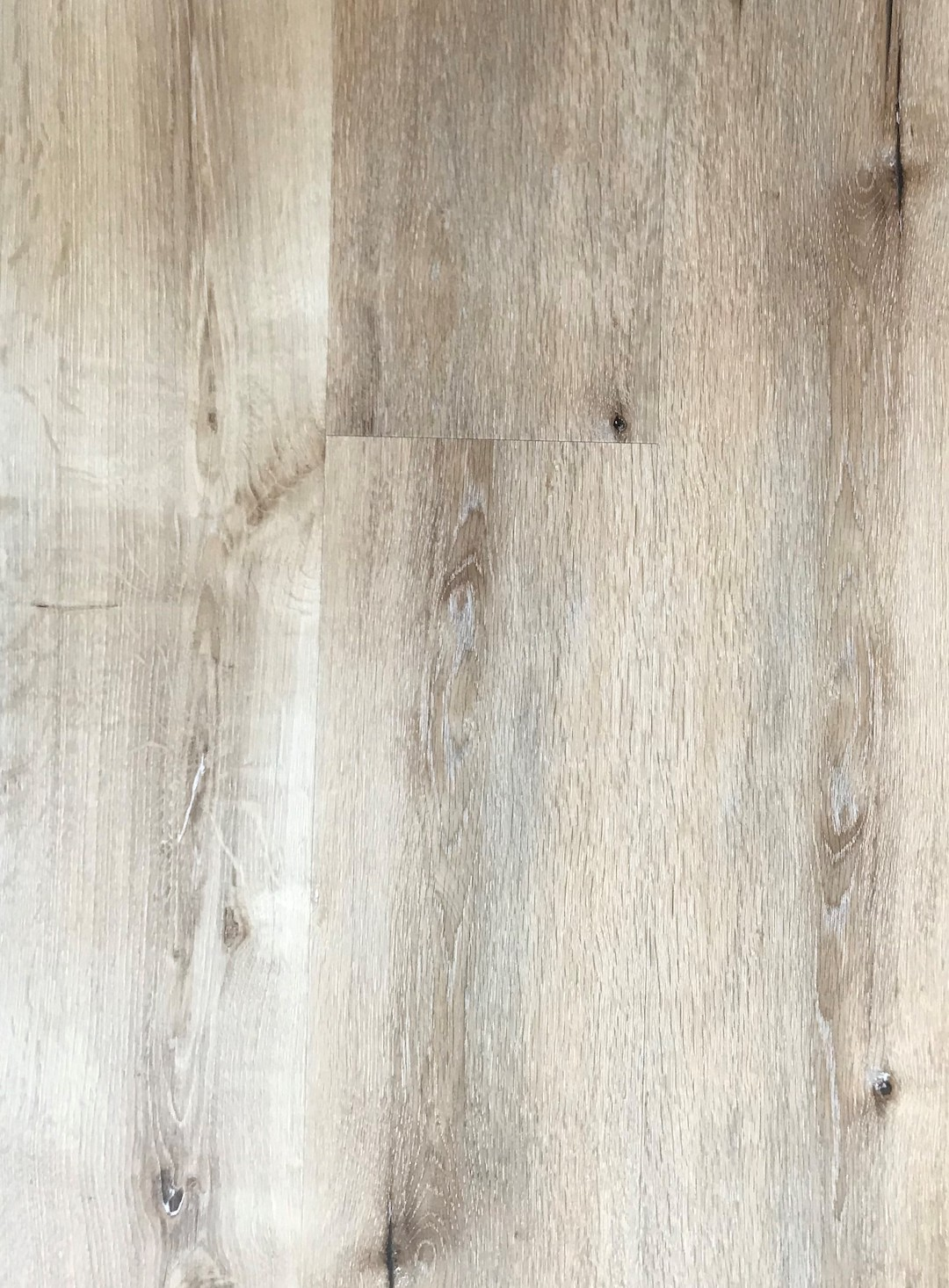 Vinylboden Eiche V521 Landhausdiele matt, V-Fuge umlaufend