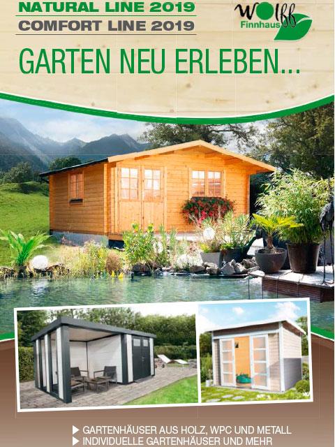 Natural Line für Ihren Garten