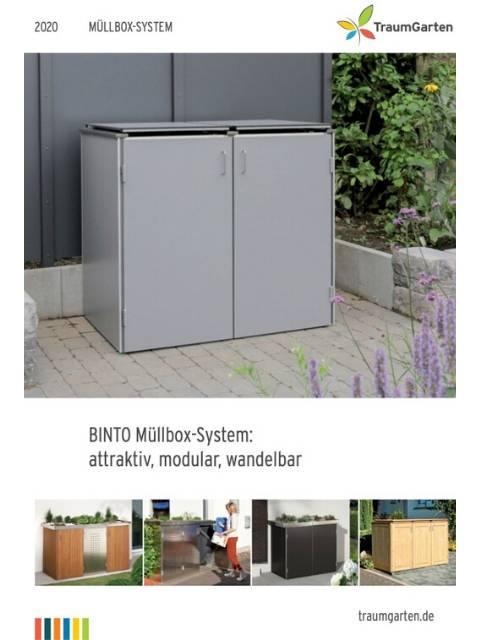Müllbox-System von Traumgarten bei Ramrath Holkz