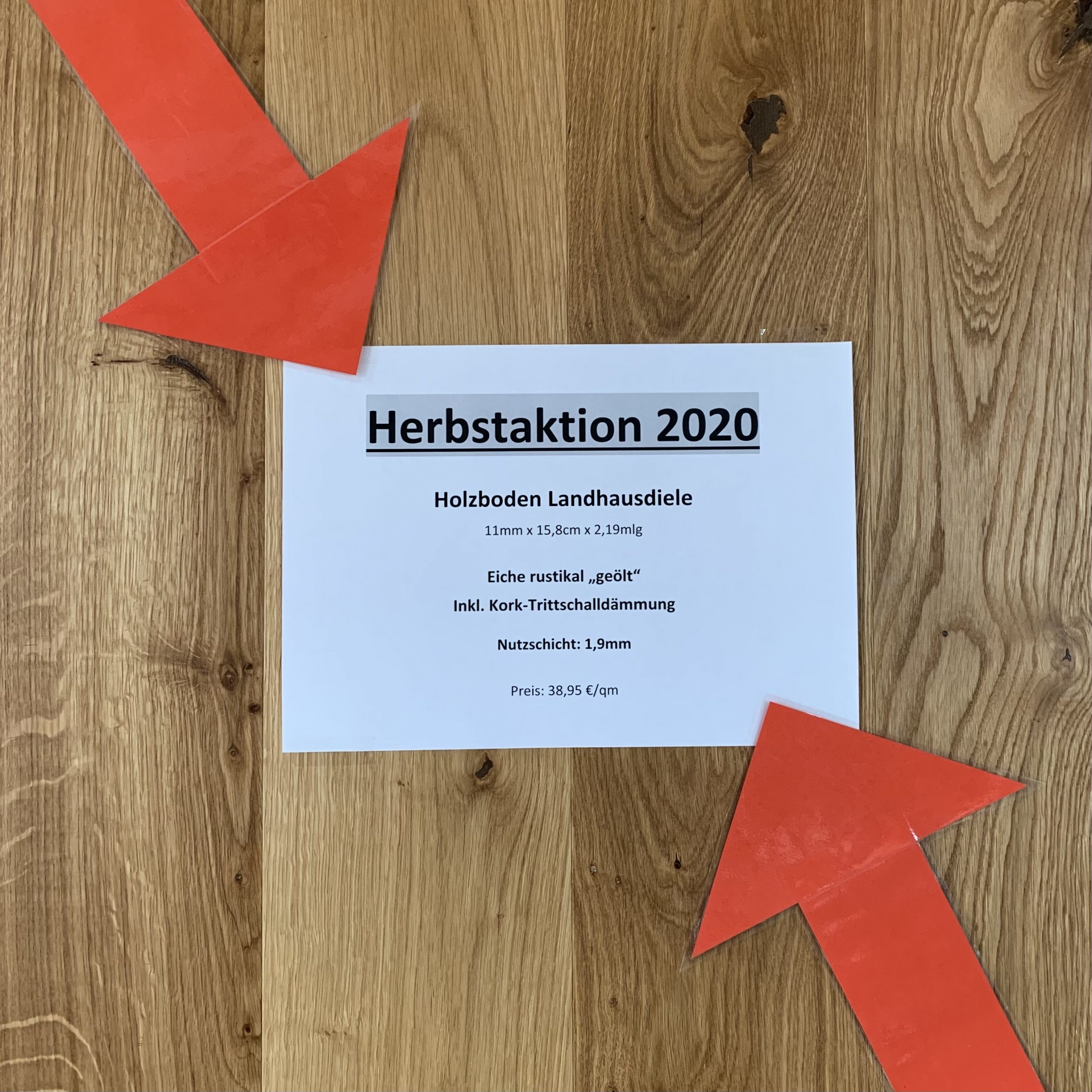 Herbstaktion 2020