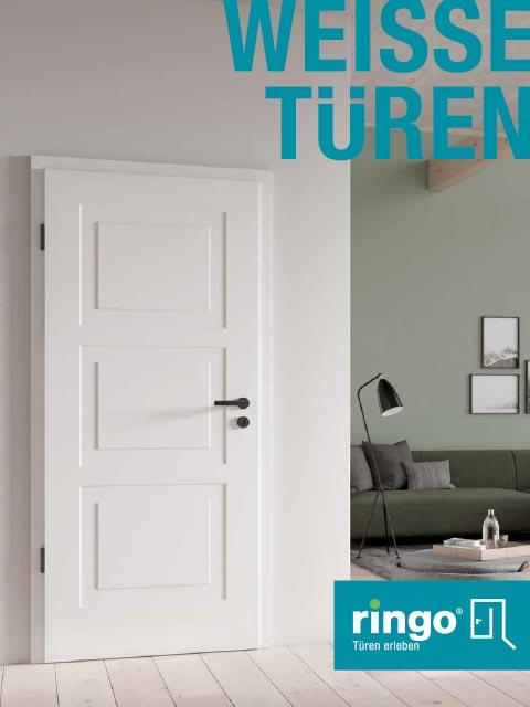 Weisse Türen
